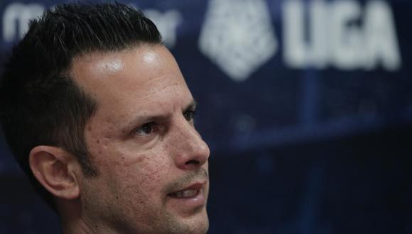 Víctor Villavicencio dio las posibles fechas para el inicio de la Liga 1 y Liga 2 en el 2021. (Foto: Gerardo Marín)