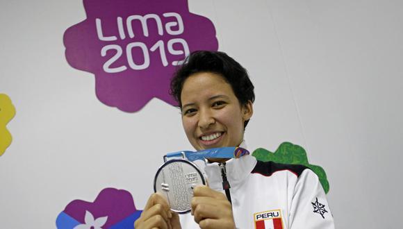 Marcela Castillo se graduó como profesional, se consagró subcampeona mundial y ganó la medalla de plata en Lima 2019. (Foto: Legado)