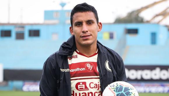 Alex Valera es el tercer jugador en anotar un hat-trick en la Liga 1 (Foto: prensa 'U')