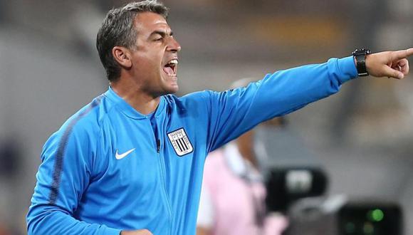 Bengoechea habló en la previa del Perú vs. Uruguay. (Foto: GEC)