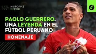 Paolo Guerrero le dice adiós a la Copa América: esta es su historia con la 'blanquirroja'