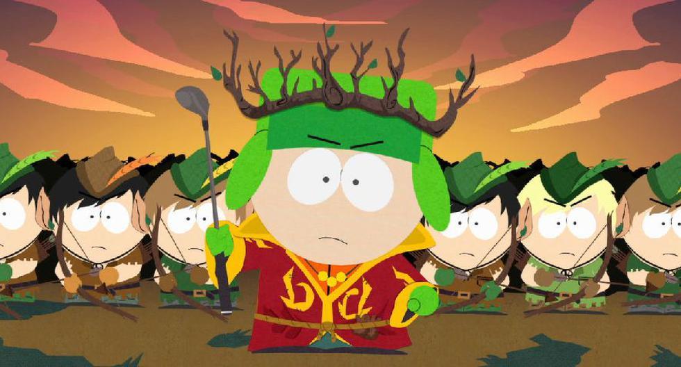 Imágenes del videojuego de South Park: The Stick of Truth (Steam)