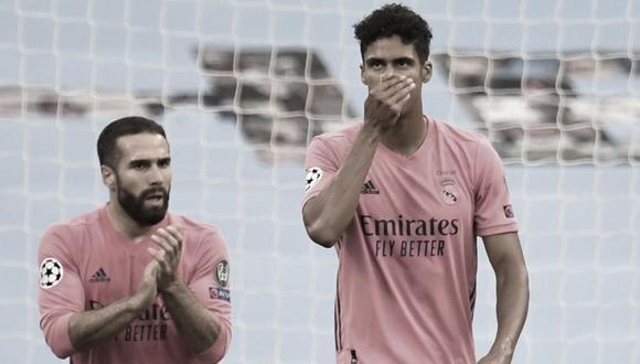 Real Madrid quedó eliminado ante Manchester City en los cuartos de final de la Champions League. (AFP)