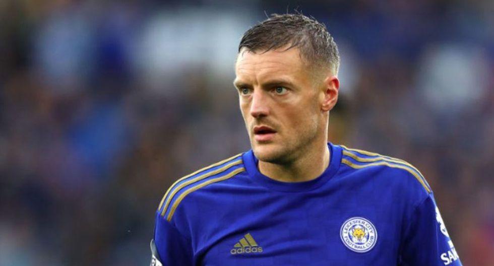 Jamie Vardy | Leicester City | Goles: 19 | Puntos: 38. (Foto: Agencias)