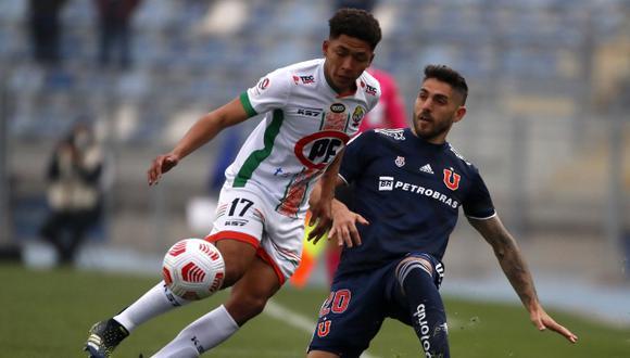Pablo Cárdenas es futbolista del Cobresal de Chile. (Foto: Agencias)