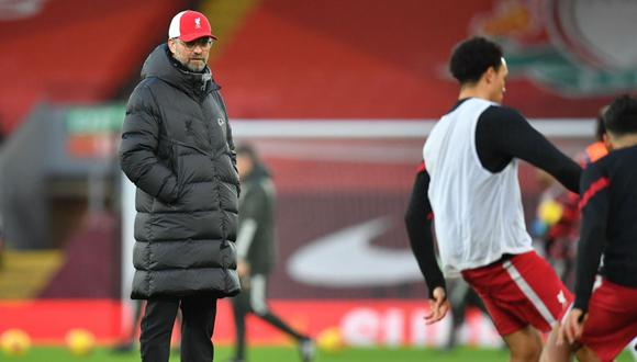 Jürgen Klopp dio lección de sencillez a joven jugador (Foto: AFP)