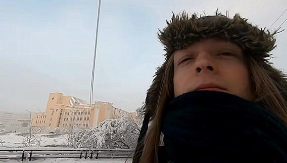 Yakutsk es la capital de la República de Sajá, en Siberia oriental, Rusia. Es reconocida como una de las ciudades más frías del mundo. (Foto: The WHV Nomads / YouTube)