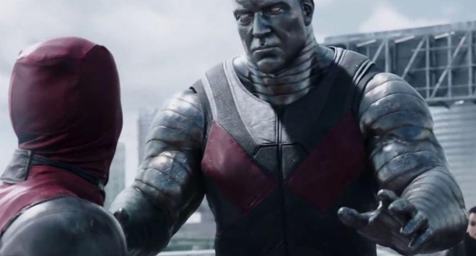 Marvel: Coloso, de Deadpool, iba a tener otra apariencia según Rob Liefeld. (Foto: Marvel/Fox)