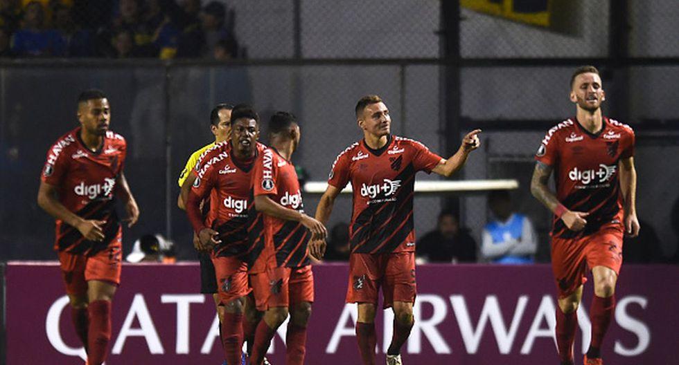 10. Club: Athletico Paranaense | Valor: 51 millones de euros. (Getty)