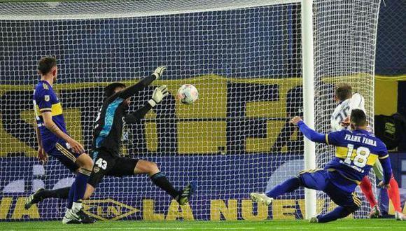 San Lorenzo venció 2-0 a Boca Juniors en la fecha 3 de la Liga Profesional Argentina. (Foto: Getty)