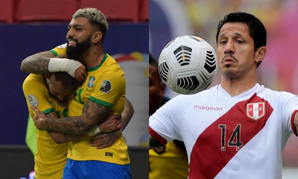Alineaciones confirmadas para el Brasil vs Perú (Foto: Agencias)