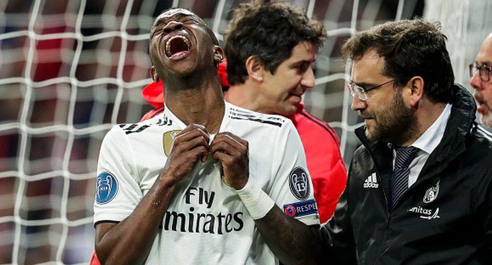 Real Madrid piensa ceder a Vinicius a un club histórico de España. (Getty)