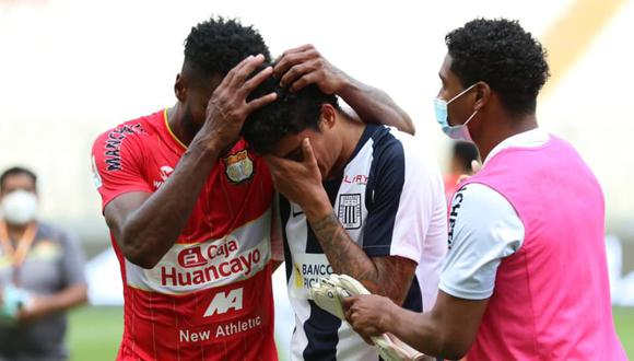 Sport Huancayo no será sancionado tras duelo contra Alianza Lima. (Foto: Liga 1)