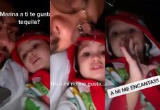 """""""Marina, ¿a ti te gusta el tequila?"""", la historia detrás del video viral de TikTok"""