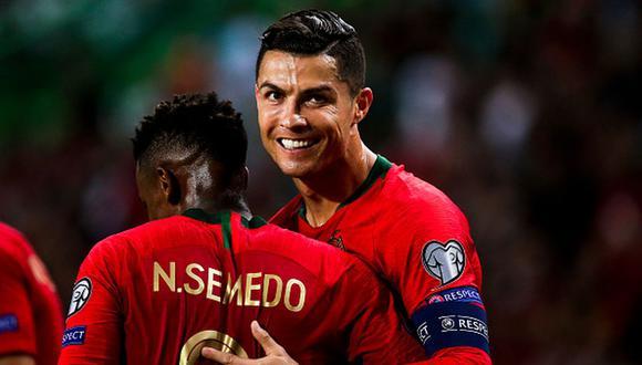 Cristiano Ronaldo tiene 188 millones de seguidores en Instagram. (Getty)