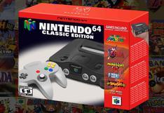 ¡Nintendo 64 Mini en el limbo! Compañía descarta algún plan actual para la consola