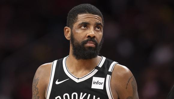 Kyrie Irving llegó a los Nets en el 2019. (Foto: Reuters)