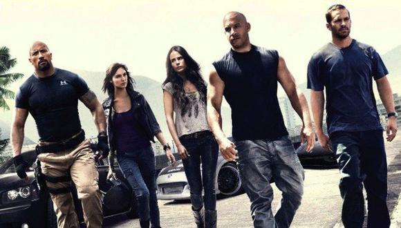"""""""Rápidos y Furiosos"""" terminará luego de 11 películas principales (Foto: Universal Pictures)"""