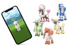 Cómo cambiar de forma y corte a Furfrou en Pokémon GO
