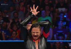 Lo destrozó:Shinsuke Nakamura venció a Finn Bálor y se pone en la órbita del título intercontinental [VIDEO]