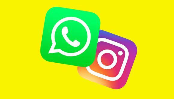 ¡WhatsApp e Instagram juntos! Guía para integrar los mensajes de ambos servicios. (Foto: WhatsApp)