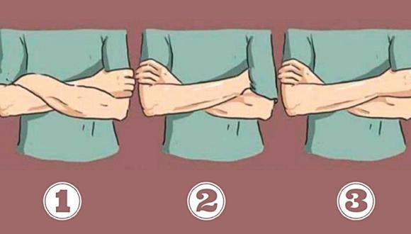 Dime cómo cruzas los brazos y te diré aspectos que desconocías de tu personalidad. (Foto: MDZ Online)