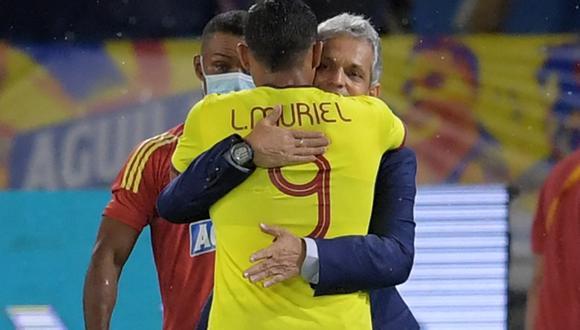 Colombia vs. Argentina en Barranquilla por las Eliminatorias Qatar 2022. (Foto: AFP)