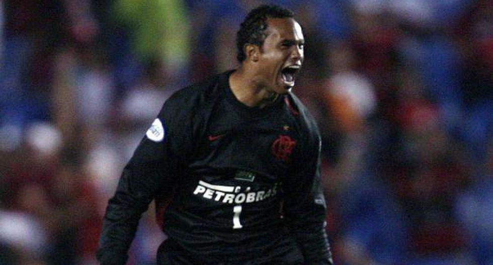 Bruno Fernandes da Souza: el guardameta del Flamengo fue detenido en el 2010 por asesinar a su esposa. (Agencias)