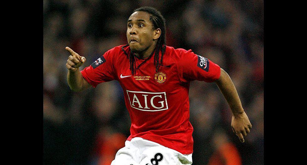 22.- Anderson (Manchester United), en 33.9 millones de dólares. (Foto: Agencias)