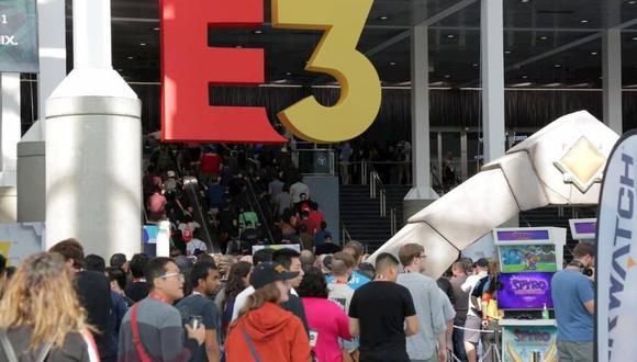 ¿La E3 2021 tendrá un evento online de pago? (Foto: Difusión)
