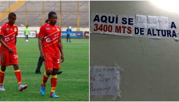 El mensaje que dejó Sol de América luego de eliminar a Huancayo (Internet)