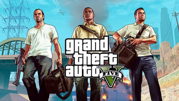 Filtran los primeros detalles de GTA V Enhanced Edition para PS5 y Xbox Series X. (Foto: Rockstar Games)