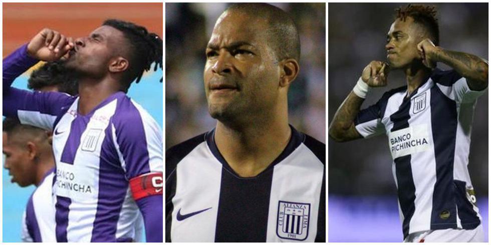 Los jugadores de Alianza Lima en el 2020 que aún no tienen equipo.