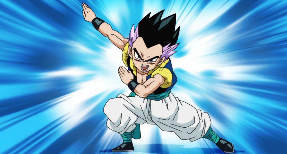 Dragon Ball Z | Gotenks es la fusión de Goten y Trunks (Toei Animation)