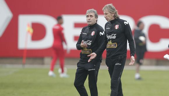 Néstor Bonillo y Ricardo Gareca viajarán a Argentina. (GEC)