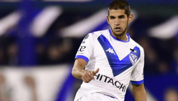 Luis Abram en la nómina del mejor equipo de América del diario El País de Uruguay. (Foto: Getty Images)