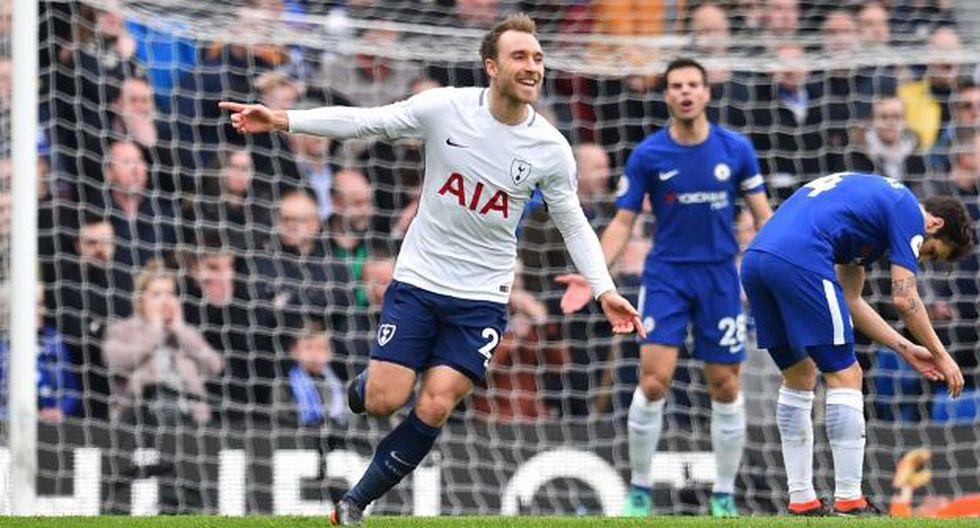 Eriksen tiene contrato con Tottenham hasta mediados de 2020. (Foto: Agencias)