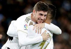 """Se tiene fe: Valverde apunta que Real Madrid va a """"luchar por esa revancha"""" ante el City en la Champions League"""