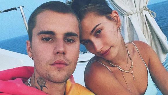 Hailey y Justin Bieber se casaron en 2018. (Foto: @haileybieber).