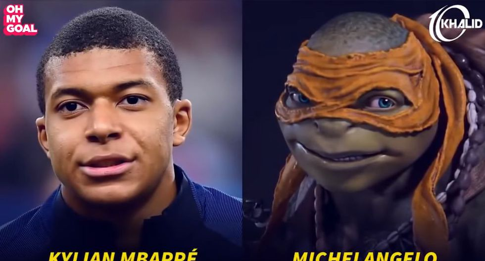 Kylian Mbappé. (Foto/Captura: YouTube)