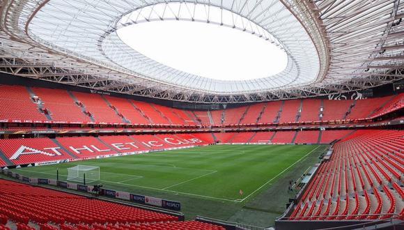 El estadio de San Mamés albergará partidos de la Eurocopa de este año. (Getty)