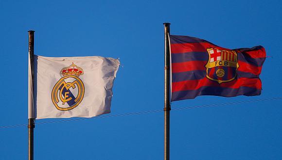 Real Madrid, FC Barcelona, Osasuna y Athletic se vieron beneficiados por ayudas estatales. (Foto: Internet)