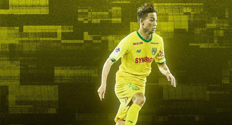 Cristian Benavente es anunciado como nuevo jugador del Nantes de la Ligue 1 francesa. (Foto: GEC)