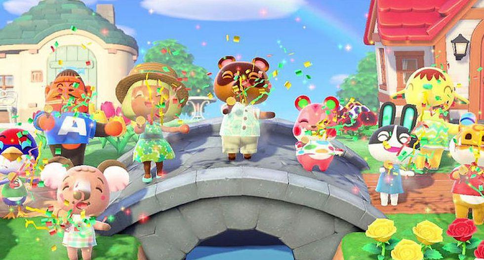 """""""Animal Crossing: New Horizons"""": así será el primer evento de temporada."""
