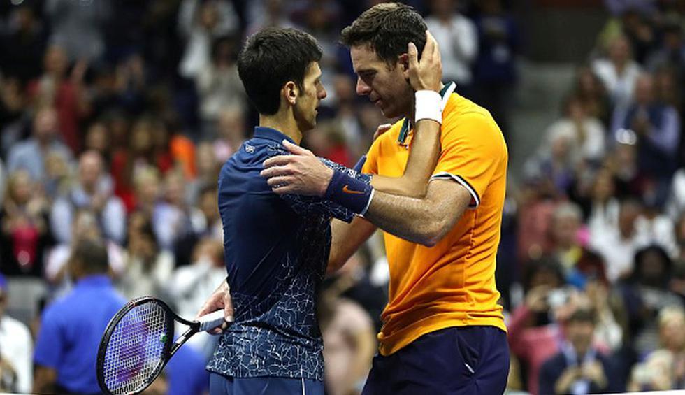 Del Potro vs Djokovic: repasa los mejores momentos de la gran final del US Open 2018. (Getty Images)