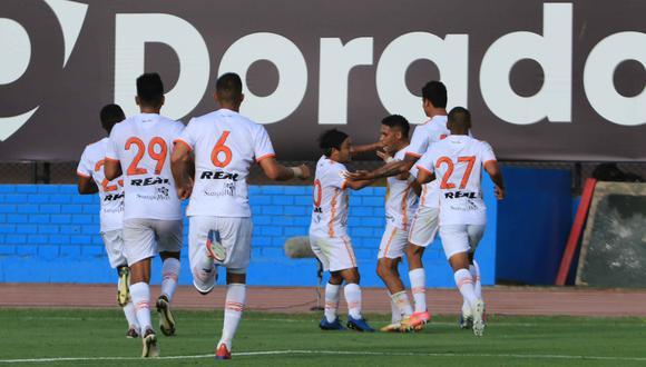 Ayacucho debutó en la Liga 1 con triunfo ante Sport Huancayo. (Foto: Liga 1)