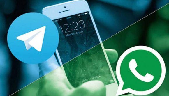¿Por qué no debes utilizar Telegram cada vez que WhatsApp se cae? Esta es una explicación. (Foto: WhatsApp)