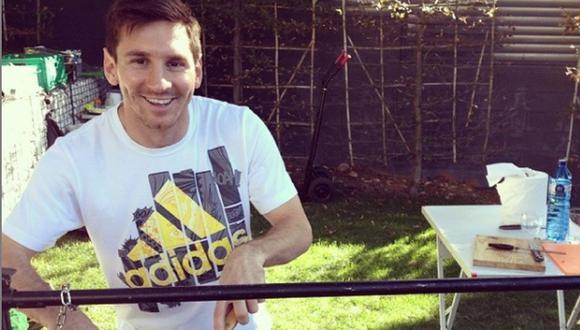 Lionel Messi lleva 28 goles en la presente temporada de LaLiga. (Instagram)