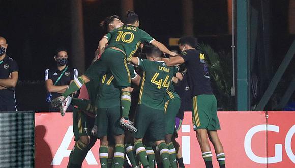 Portland Timbers vs. Orlando City por la final de la MLS is Back. (Foto: Agencias)