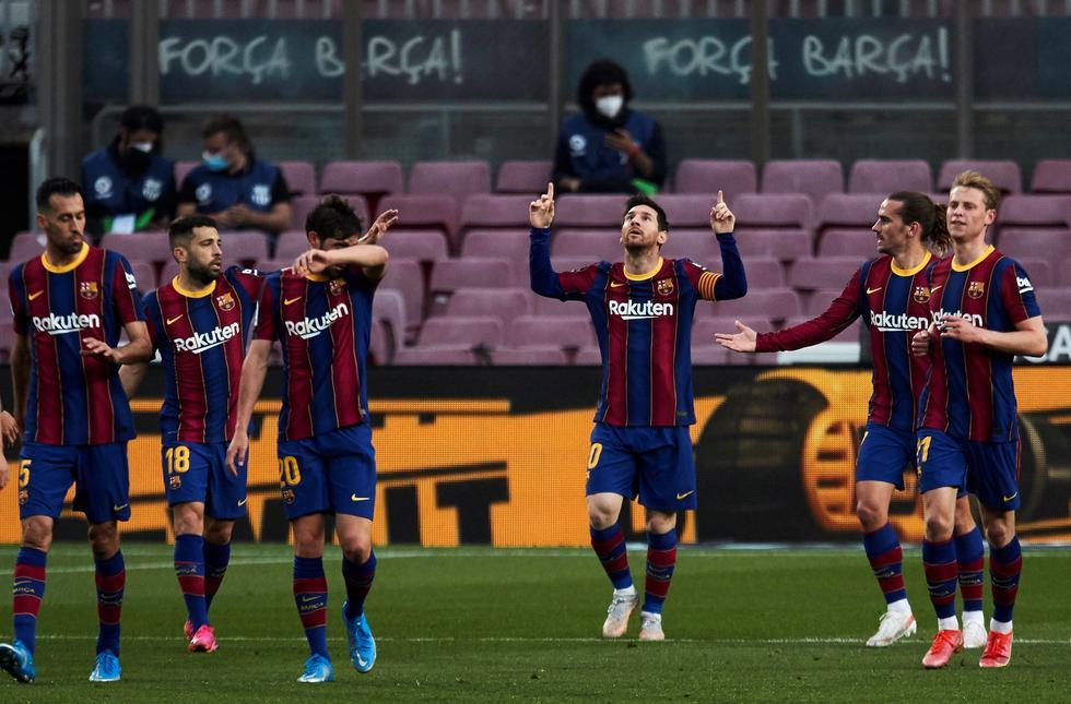 Así va la 'purga' en el Barcelona para ajustar la renovación de Messi. (Fotos: Agencias)